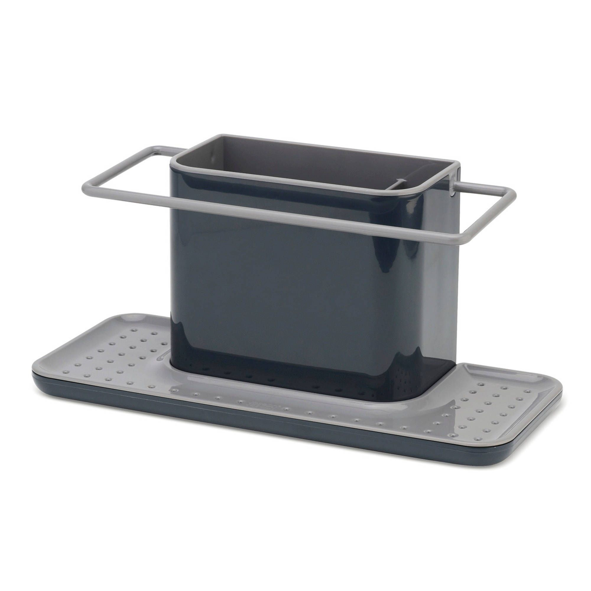 Caddy Large Sink Tidy in Grey (Polypropylene) | Sinks and Products