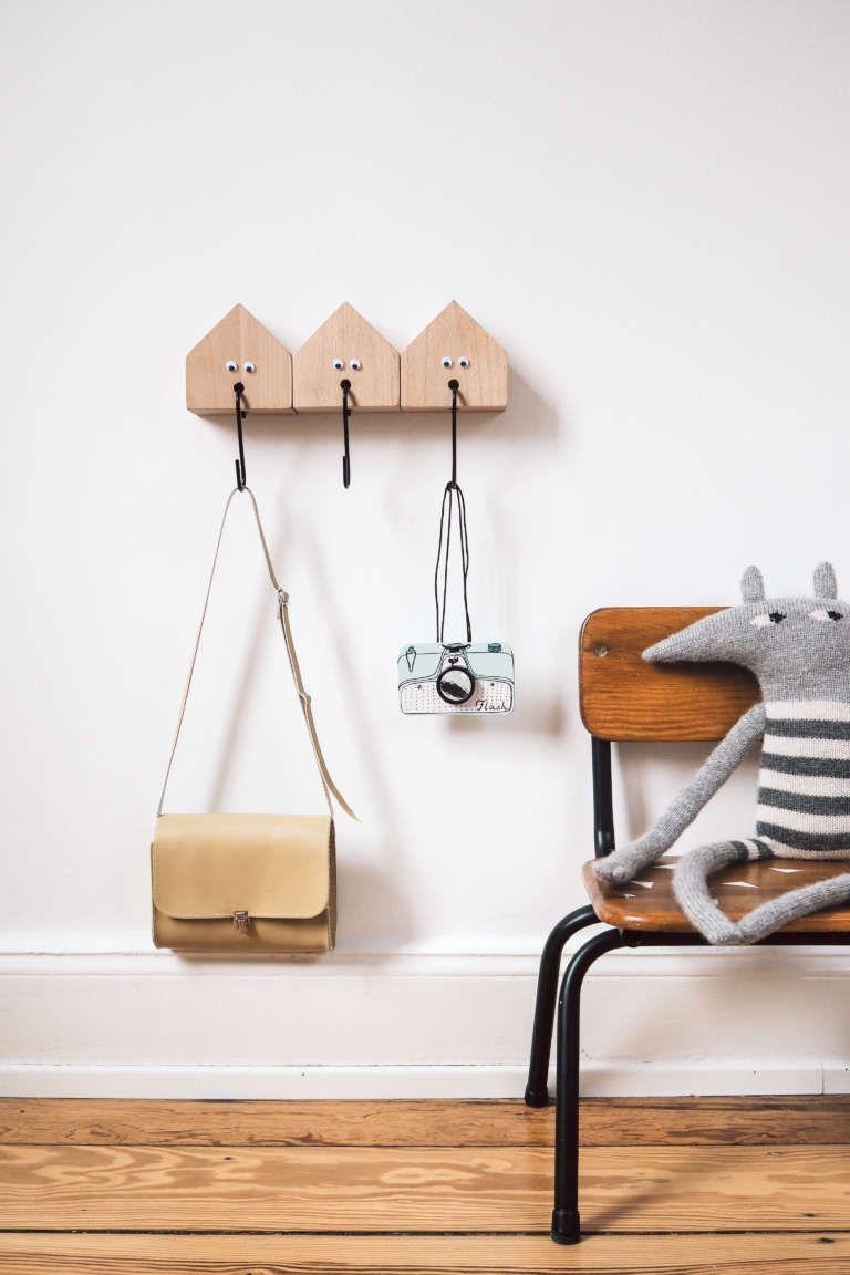 diy (kinder-)garderobe selber bauen | pinterest