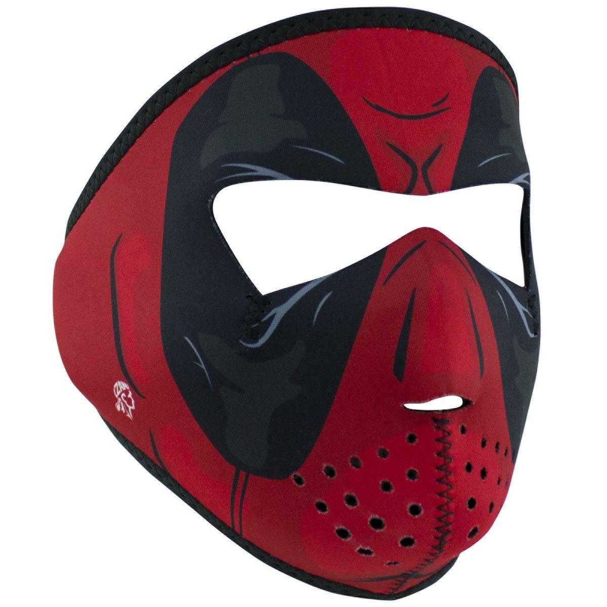 Youth Red Dawn Neoprene Face Mask Neoprene Face Mask Neoprene Face Mask