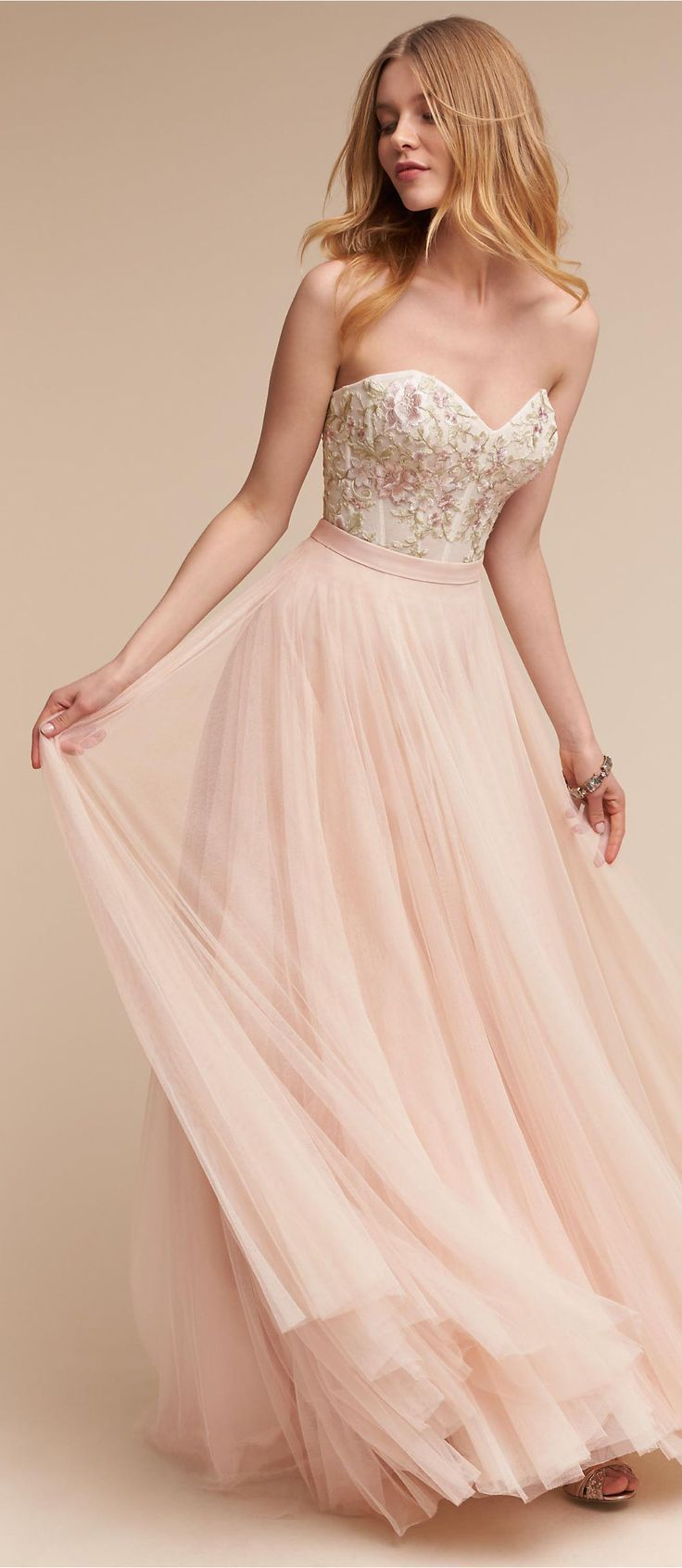 Belles wedding dress  Wedding Dress by BHLDN  Wedding Belles  Pinterest  Wedding dress