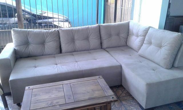Sofa Em L Retratil Projetos Para Experimentar Sofa Em L Sofas
