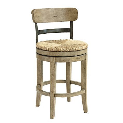 Marguerite Counter Stool Ballard Swivels With A Back