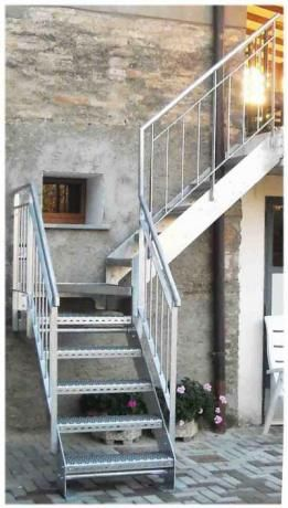 261 460 arhitektura pinterest terrasses - Scale esterne prefabbricate ...