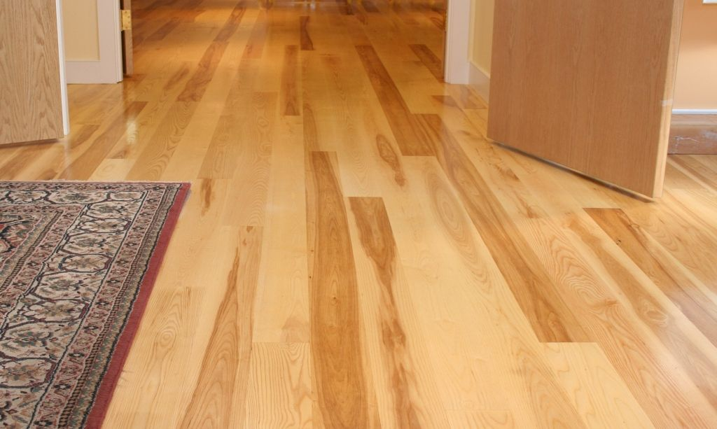 Wide plank ash wood flooring in rhode island flooring for Ash hardwood flooring