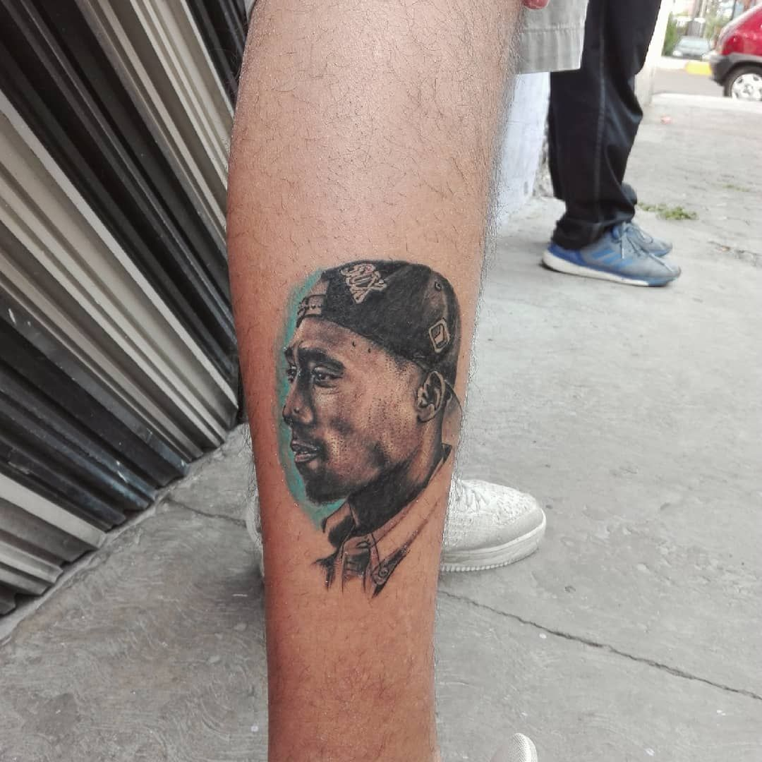 Watch the Best YouTube Videos Online -  #Tattoo #2pac ##Tatuajes #portrait #realistictattoo #Tatuadoresmexicanos #Hiphop #Rap #Art #Draw