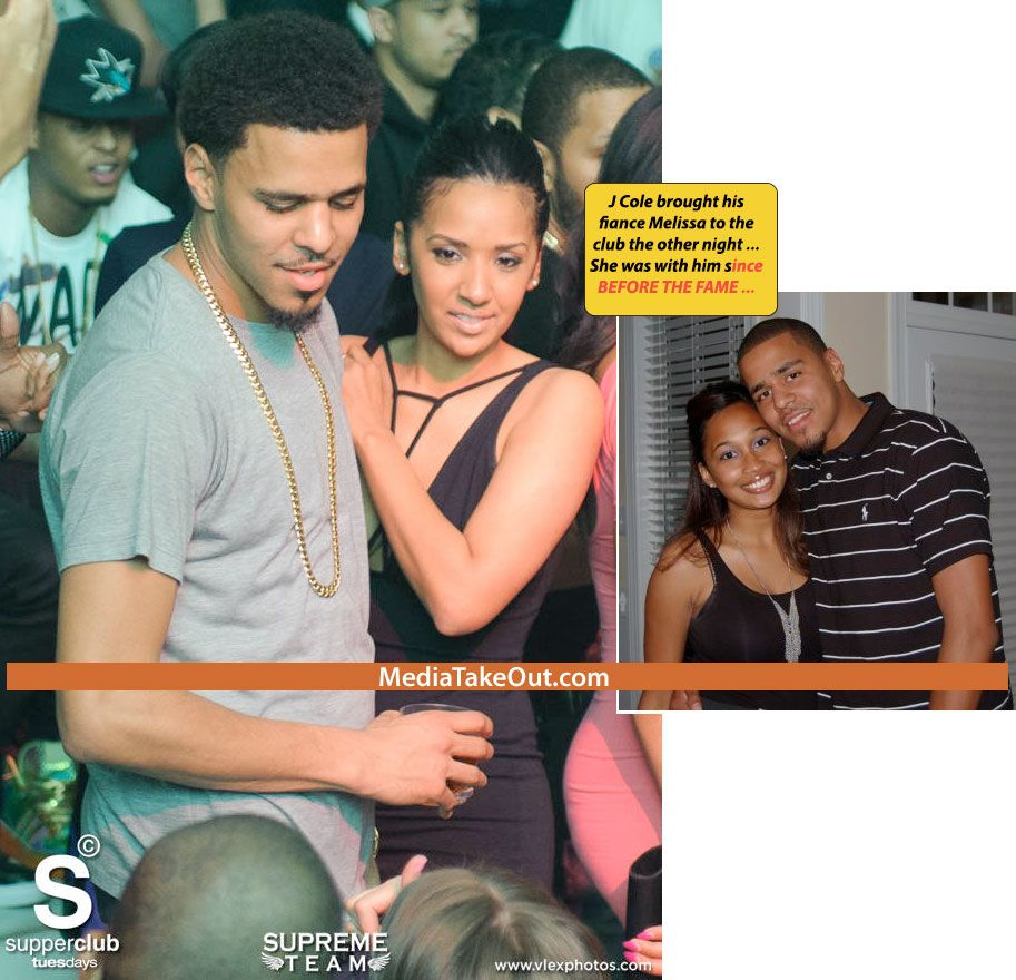 J Cole And His Wife TRUE LOVE!! Rap...