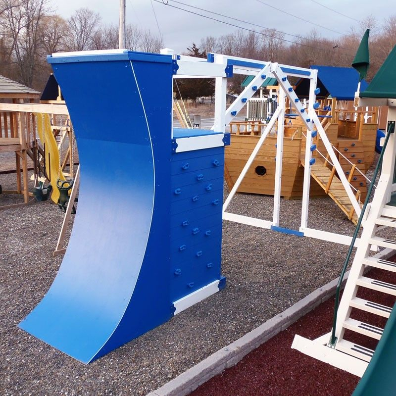 Bayhorse Gazebos & Barns - Ninja Fitness Workout Set in ...