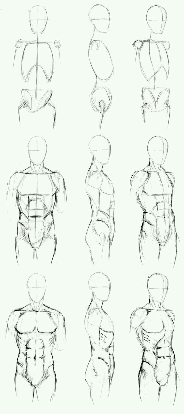 Pin by Vlad Lolov on а   Pinterest   Anatomy, Sketches and Tutorials