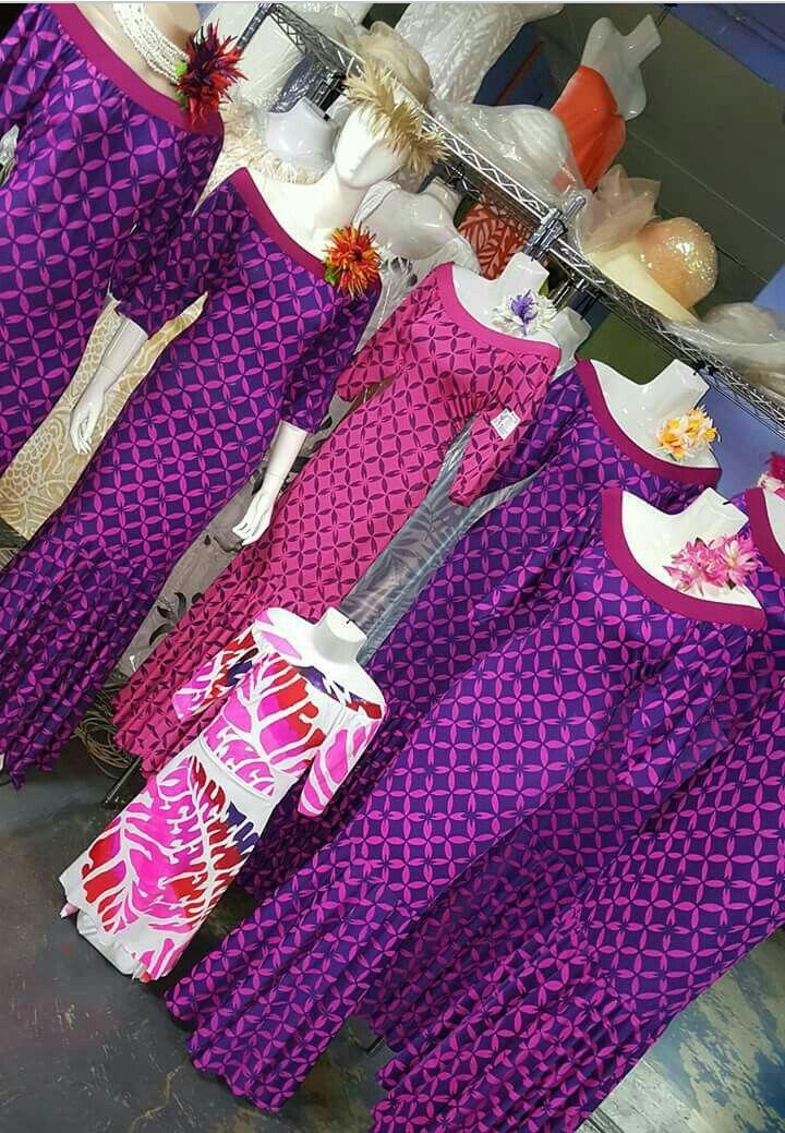 Samoan style n design | Elei Puletasis | Pinterest | Island wear ...