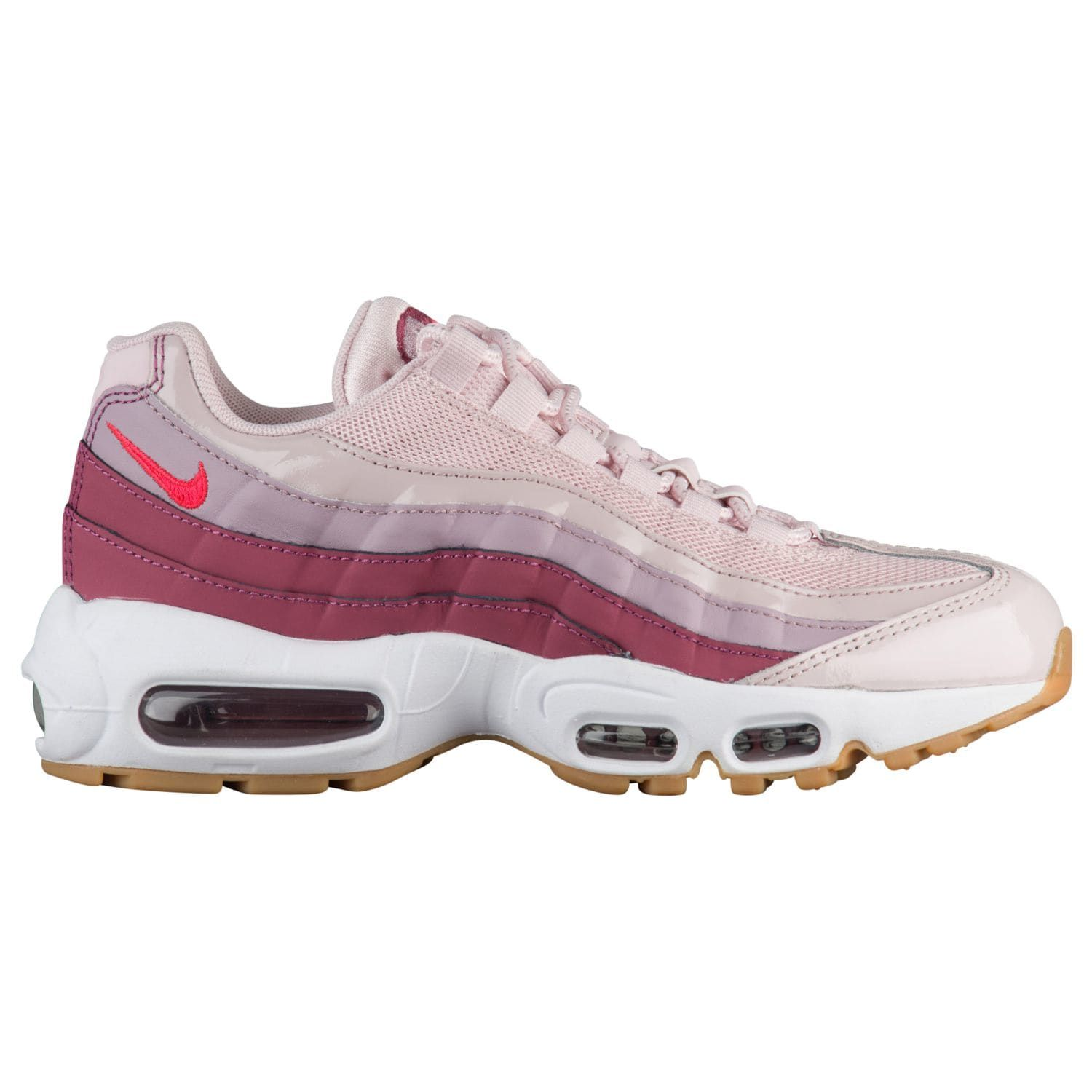 5256a6307415f4 ... closeout nike air max 95 womens at champs sports 7af3c f3453