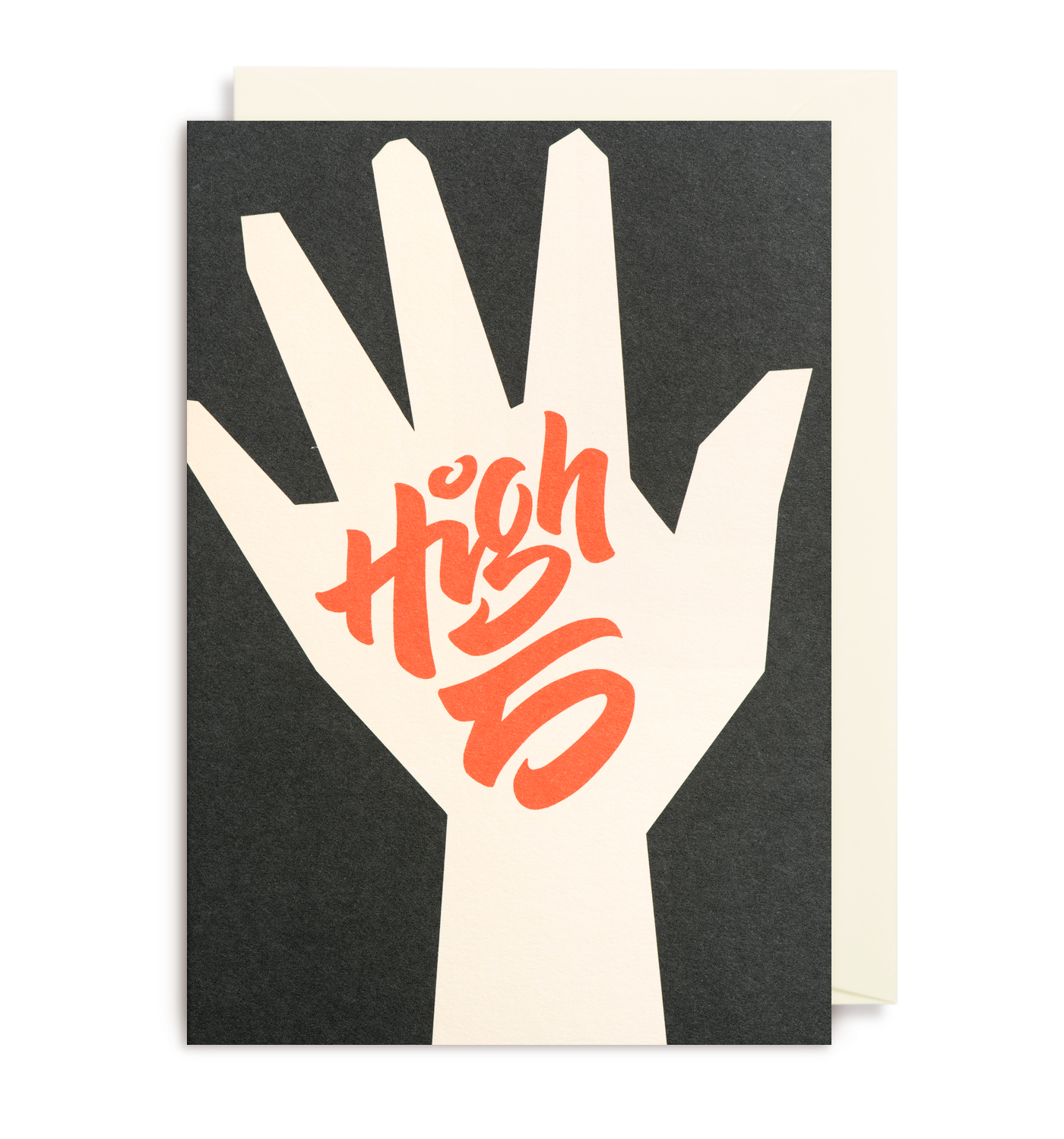 High five greeting card gift card wrapping and products high five greeting card m4hsunfo