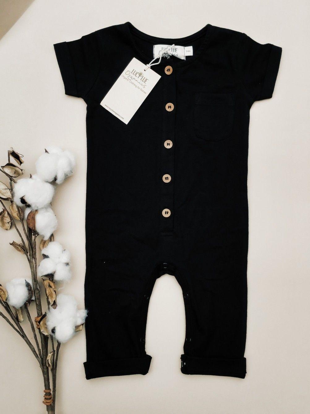 96cf1ade7 Organic cotton short sleeve overall