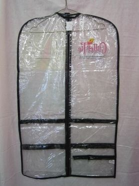 Clear Garment Bags For Dance Costumes
