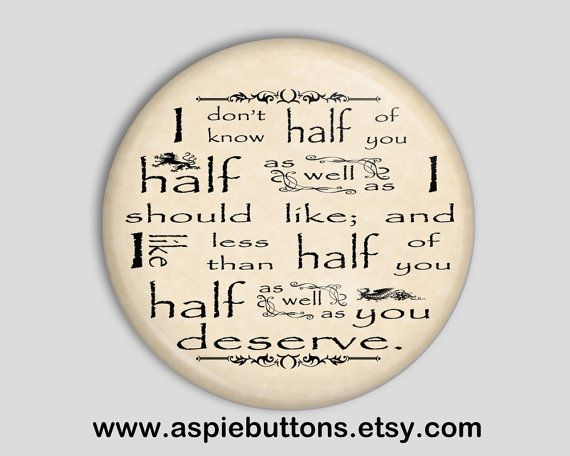 The Hobbit Pin Backed Button Badge Tolkien Hobbit Shire Lotr The Hobbit Pin Patches Words