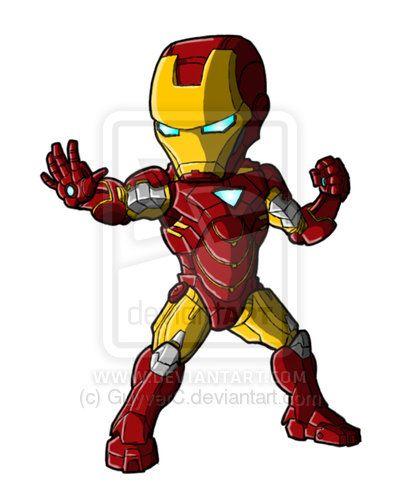 Iron Man Artbook Pdf