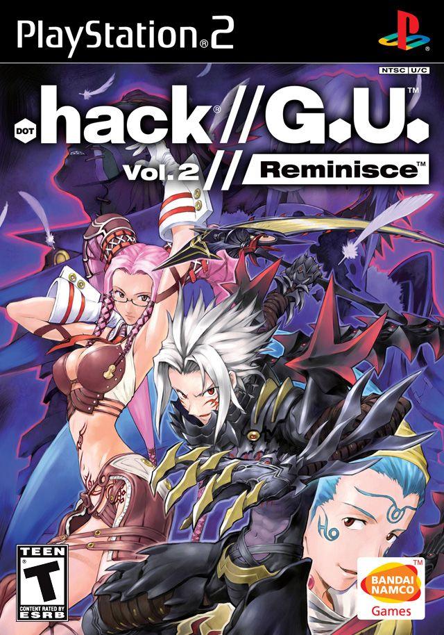 Hackgu vol 2 reminisce video game collection covers hackgu vol 2 reminisce fandeluxe Gallery