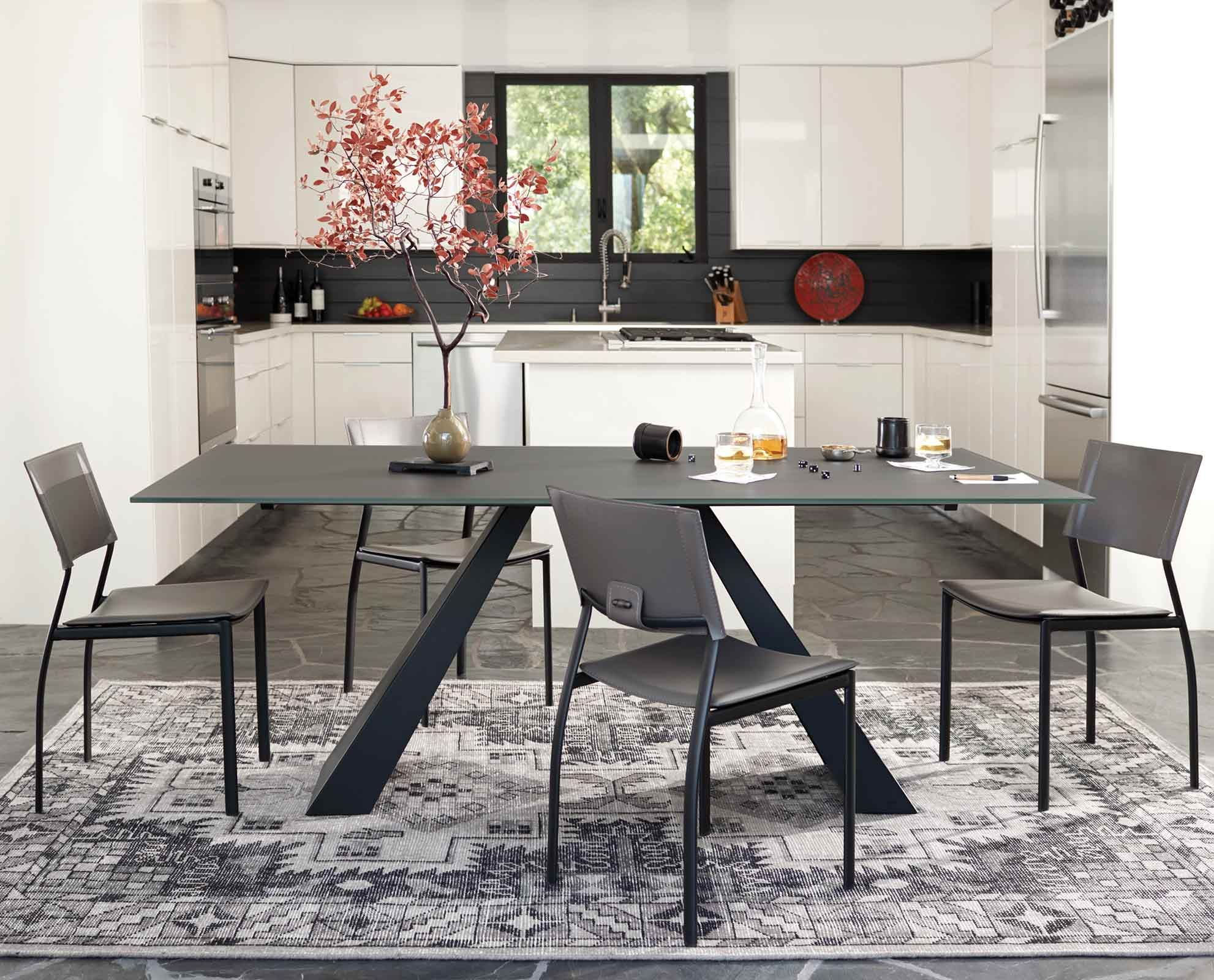 Scandinavian Designs The Gunnar Table Is Like A Sculptural Piece Of Modern Art For Your Dining Dining Table In Kitchen Dining Table Kitchen Dining Furniture