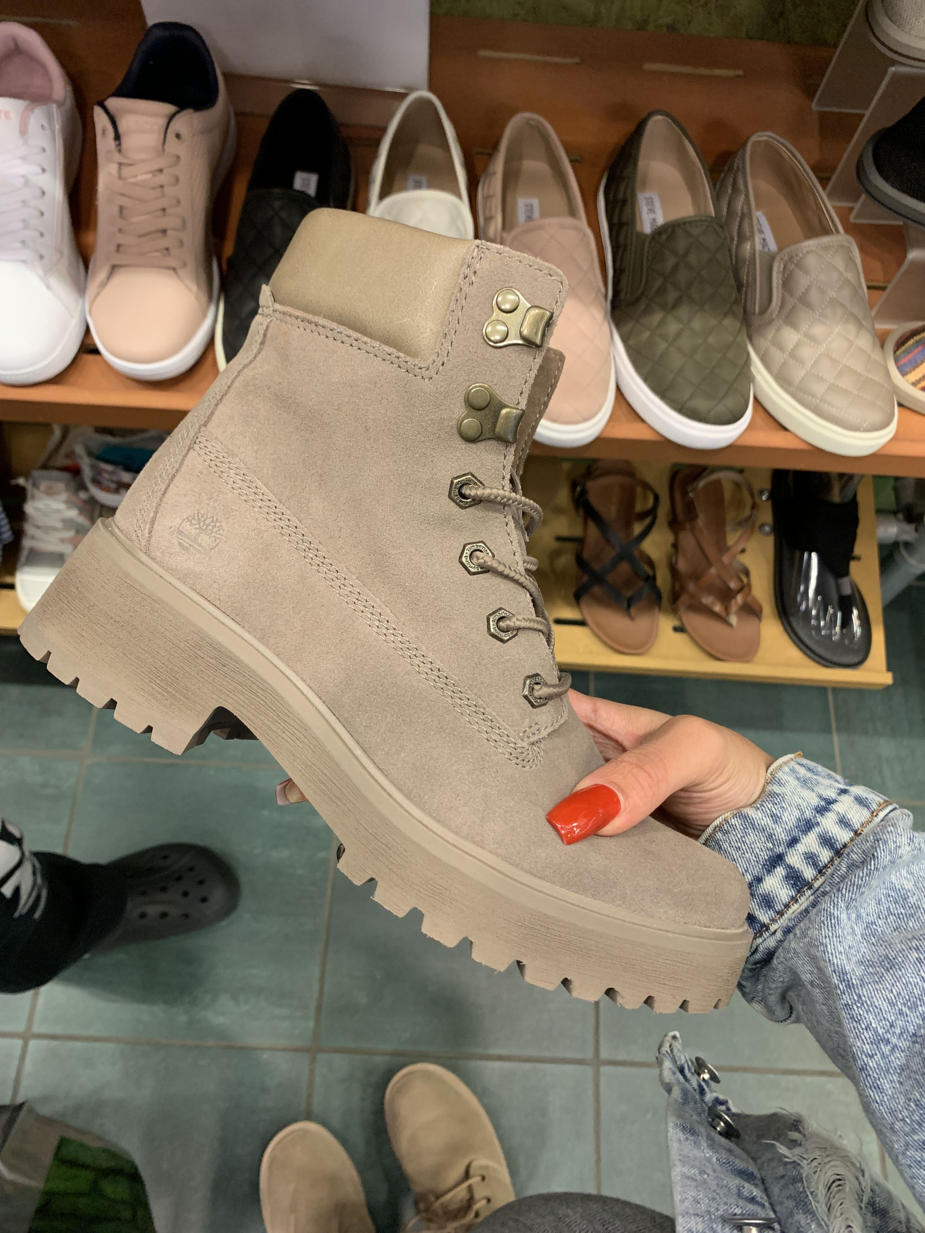 Womens Timberland Carnaby Cool Boot | Cute stuff in 2019