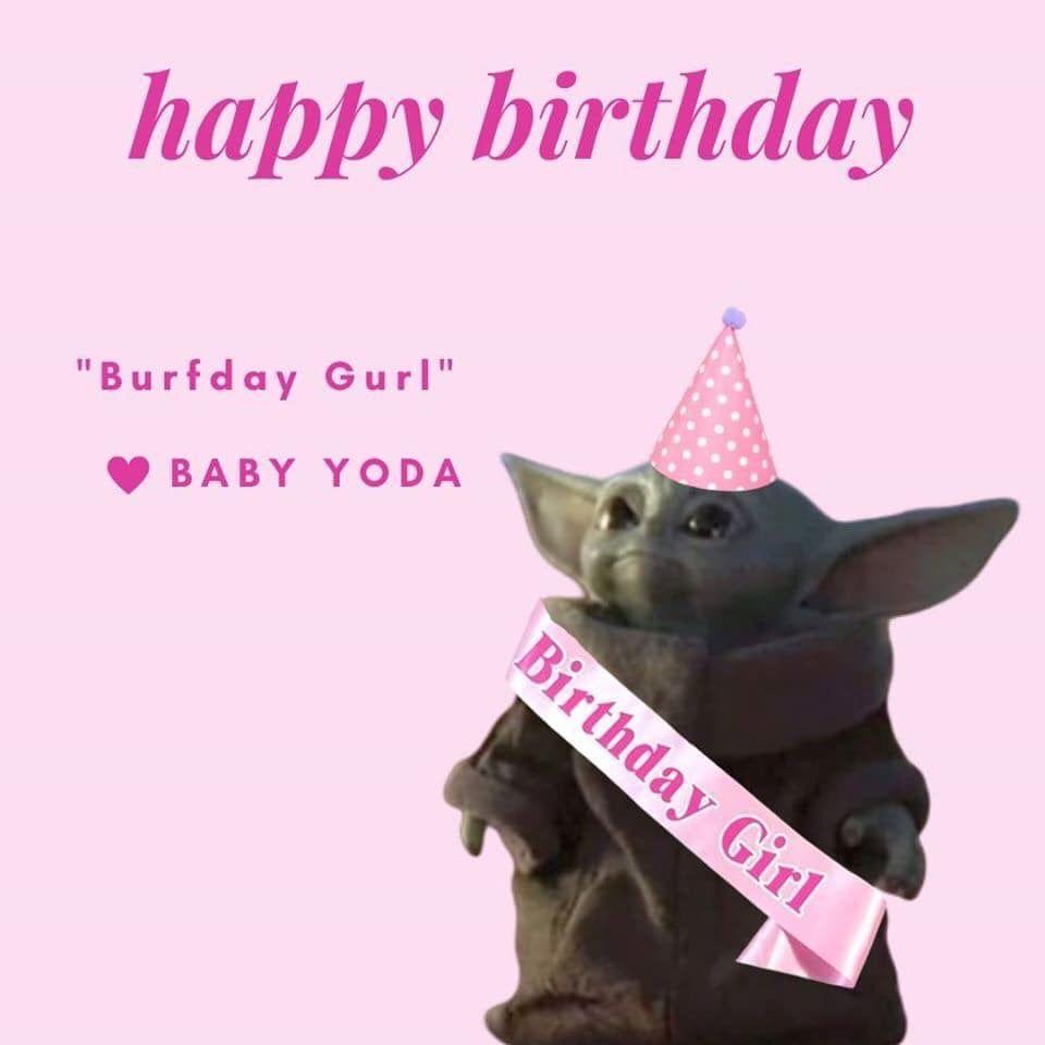 Happy Birthday Wishes Reddit Monica Gallery Yoda Happy Birthday Funny Happy Birthday Messages Happy Birthday Baby