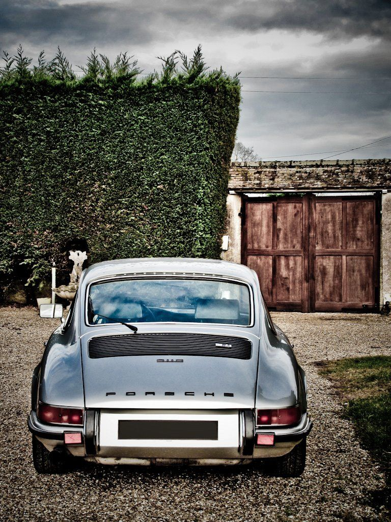 1972 Porsche 911S -> my ultimate dream!