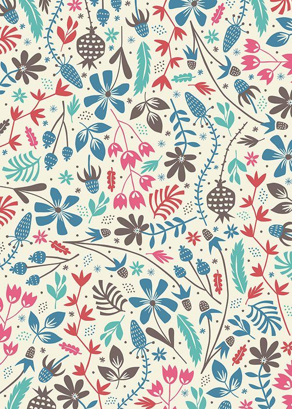 Floral blooms by Anna Deegan (01).