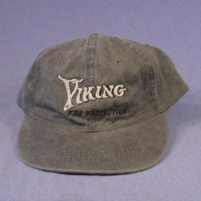 a1d3dea8 VIKING 'Fire Protection' Gray Hat Baseball CAP | Swedemom on eBay ...