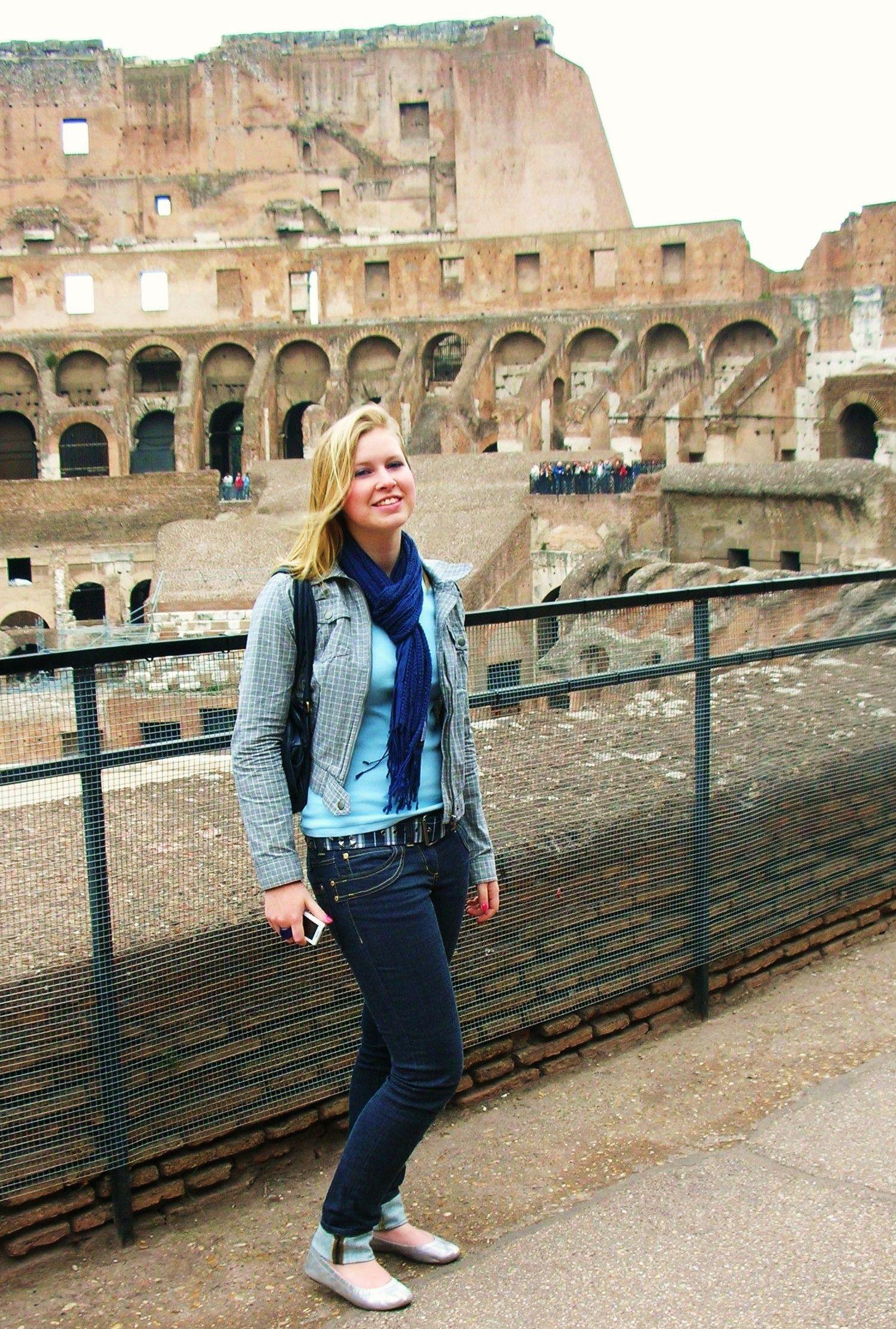 #Rome #Colosseum 2007