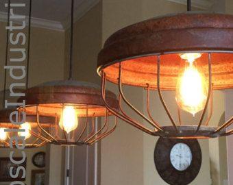 Lampadario Plafoniera Per Cucina : Plafoniera luce pollo feeder pendente ciondolo industriale