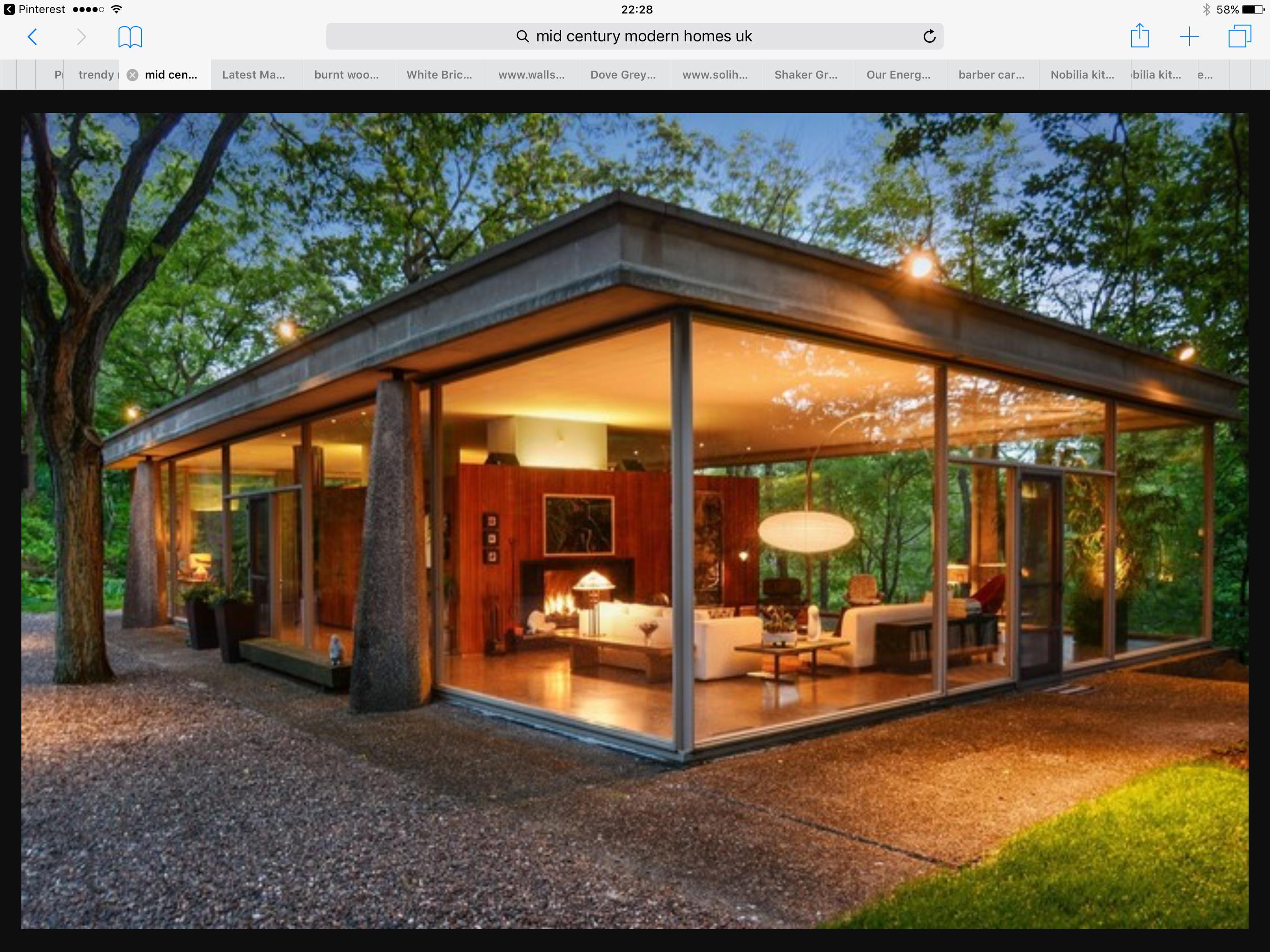 Amai modern glass house glass house design modern house design modern interior