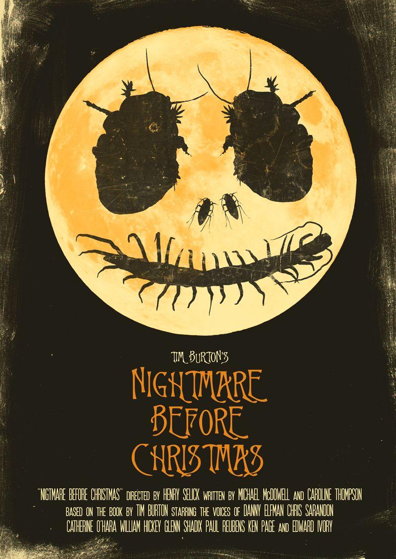 The Nightmare Before Christmas | Disneyana | Pinterest | Movie ...