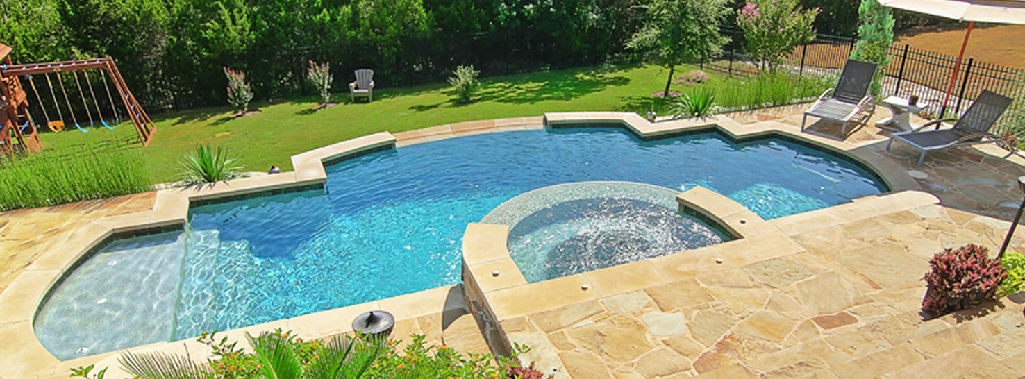 Perfect Swimming Pool Design Ideas For Austin Custom Pools Oasis Custom Pools Pool Designs Swimming Pool Designs