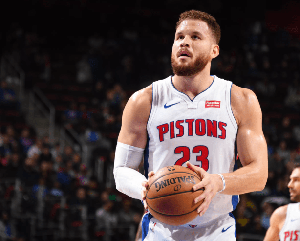 Blake Griffin Has Heart Speedy Recovery Way To Fight Blake Griffin Nba Art Houston Rockets