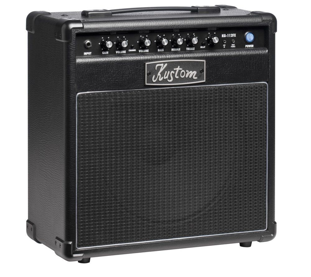 Kustom 1x12 Cabinet You Can Find A Selection Of Kustom Amps Including This Kustom