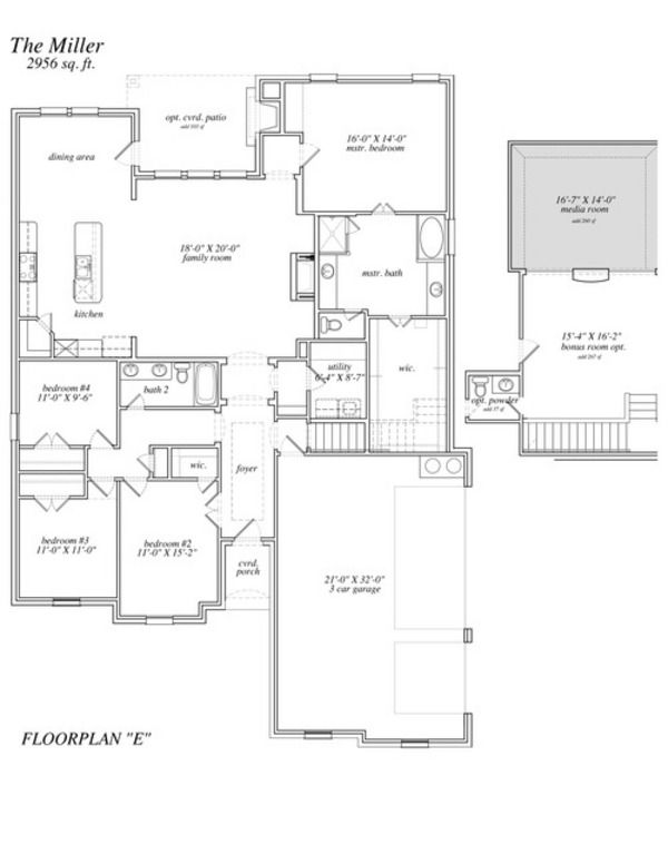 John houston custom homes homes pinterest house for Houston custom home builders floor plans