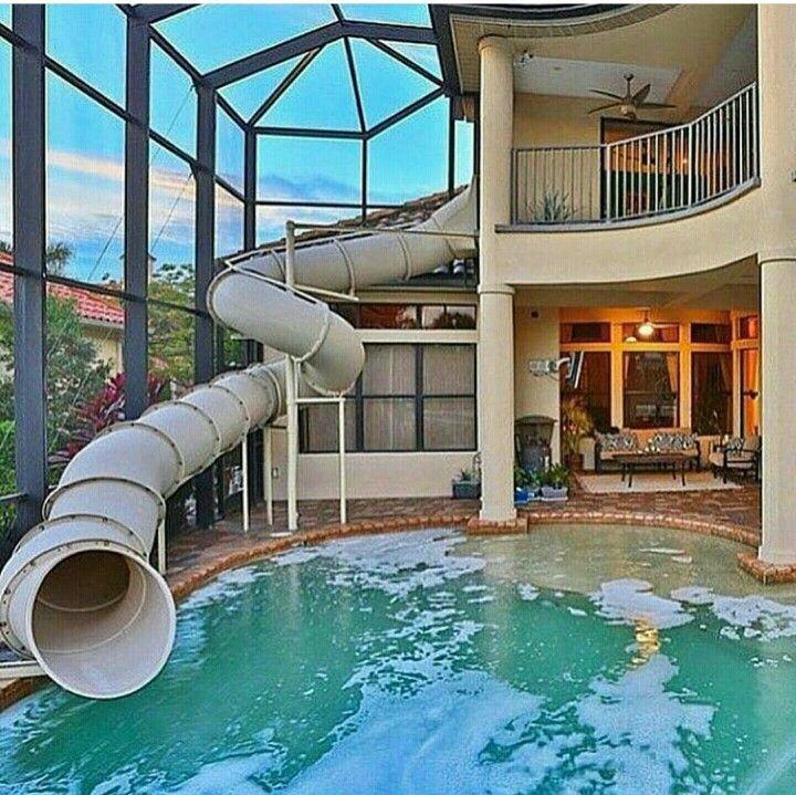 Luxus-Pools, Häuser Mit Pool