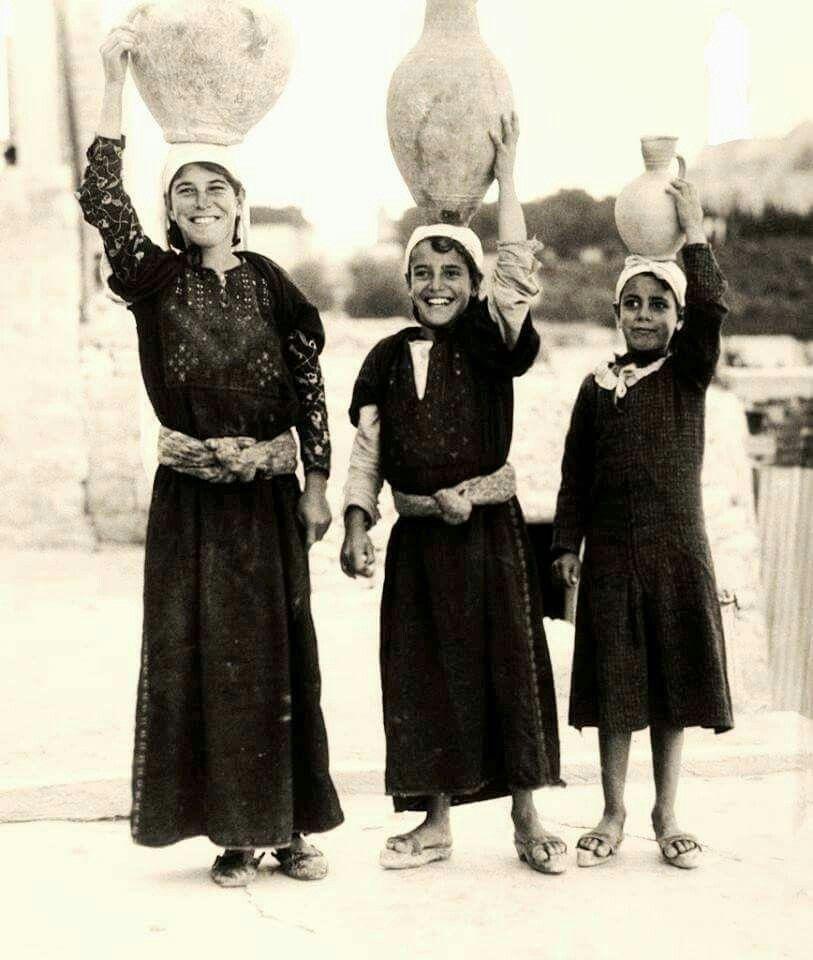 قرية عين كارم المهجرة من اهلها 1937 #فلسطين