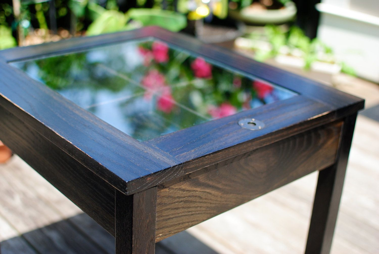 shadowboxendtable gift ideas Pinterest Shadow box Box and