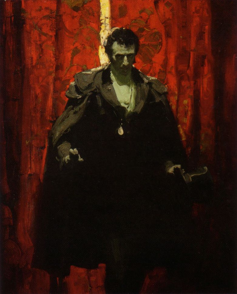 Mead Schaeffer, The Count of Monte Cristo, 1929?