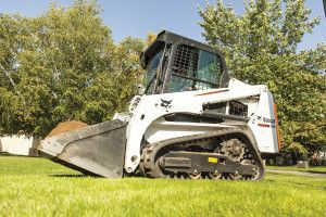 New #Bobcat T450 Loader Features Tier 4 Non-DPF Emissions