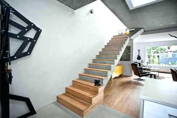 477aff74cad582281130321528445962 - 35+ Concrete Stair Design For Small House  Pictures