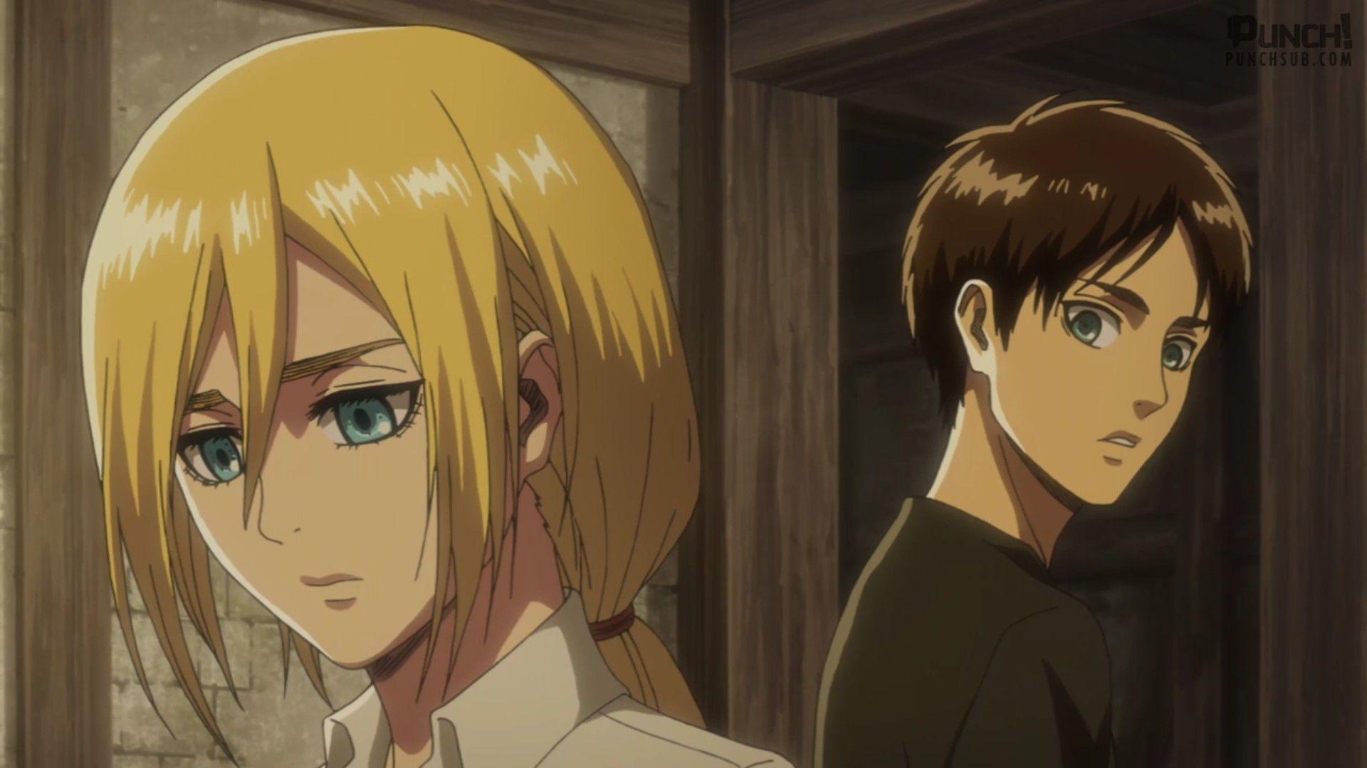 Shingeki no Kyojin 』Season 3; Historia reiss, Attack on