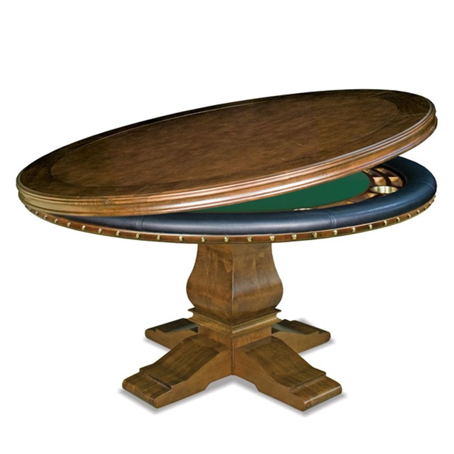 60 Round Poker Table Top httparghartscom Pinterest Poker