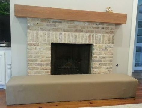 how to baby proof a fireplace hearth easy step by step diy tina rh pinterest com
