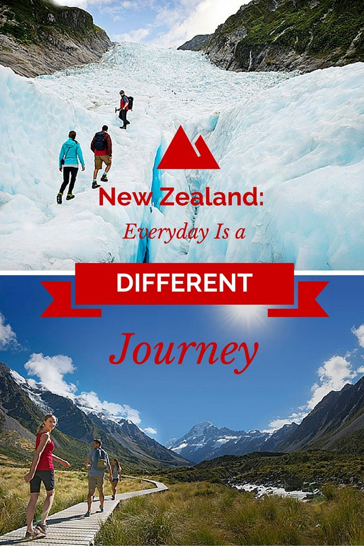 New Zealand Every Day Is A Different Journey Sponsored New Zealand Journey Australia Travel