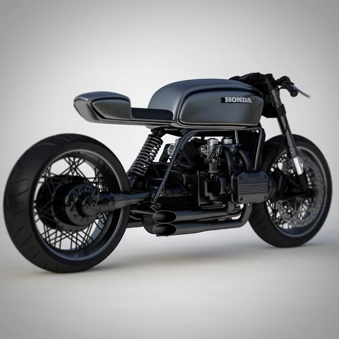 Something For The GL Owners V2 Caferacers Caferacer Honda Gl1000