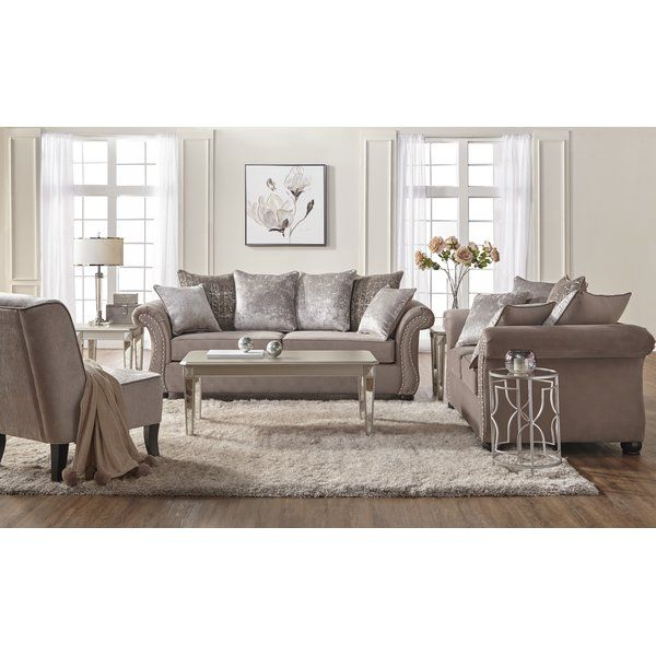 Alcott Hill Agnes Configurable Living Room Set  Living Room Sets New Living Rooms Sets Decorating Design