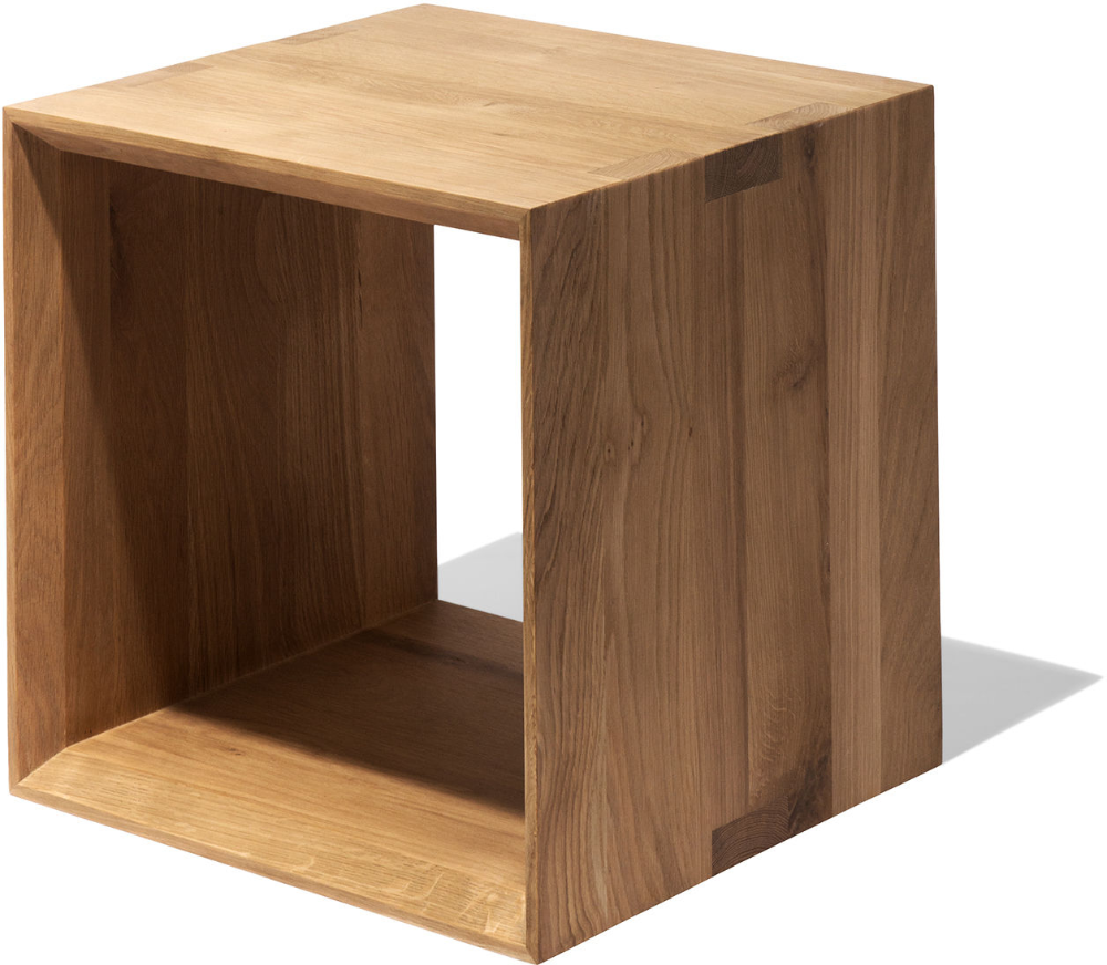Closed Cube Side Table In 2020 Cube Side Table Cube Furniture