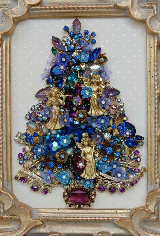 Sticking to a color scheme Quadro christmas Pinterest Jewelry