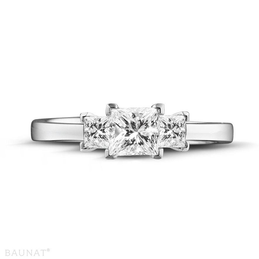 bague diamant baunat