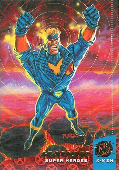1994 Fleer Ultra X Men 29 A Jan 1994 Trading Card By Fleer Marvel Cards Marvel Animation Marvel Art